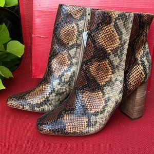 Zigi soho Boot - faux leather snakeskin - New